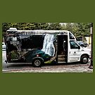 Mammoth Mountain Inn Shuttle Rainbow Falls by Joe Lach