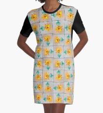 Sunshine Lady Graphic T-Shirt Dress