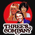 Three's Company by MishaHead