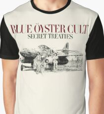 Blue Oyster Cult: Secret Treaties Graphic T-Shirt