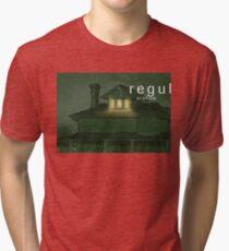Regular Football Tri-blend T-Shirt