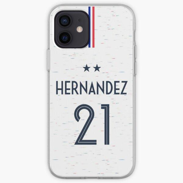 HERNANDEZ 2 STARS iPhone Soft Case