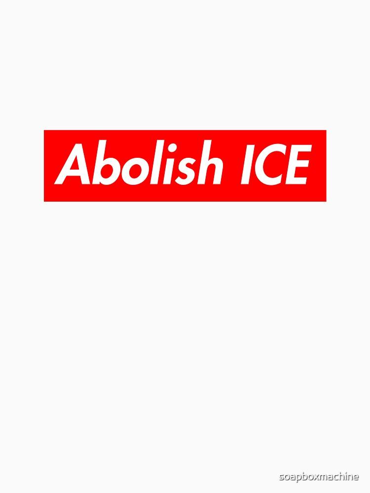 Supreme Take: ICE abschaffen von soapboxmachine