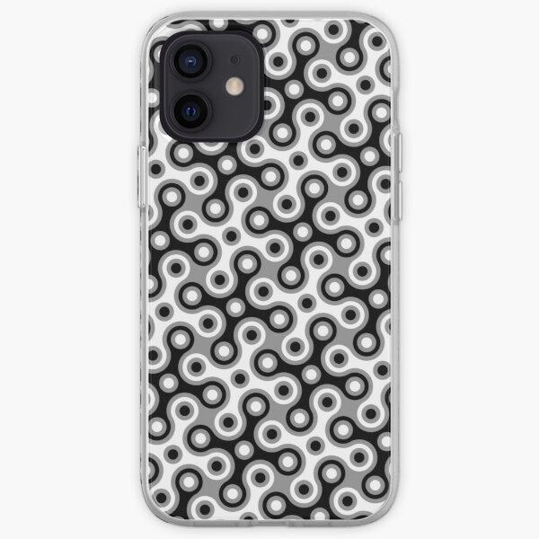 Everything is connected iPhone Soft Case