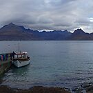 View from Elgol by Kat Simmons