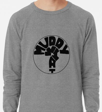 MUDDY WHAT? Logo classic Leichter Pullover