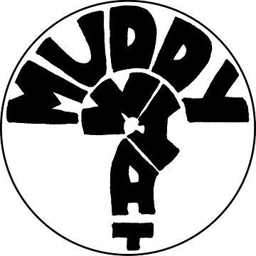 MUDDY WHAT? Logo classic von HowlinWho