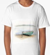 Beached Rowboat Long T-Shirt