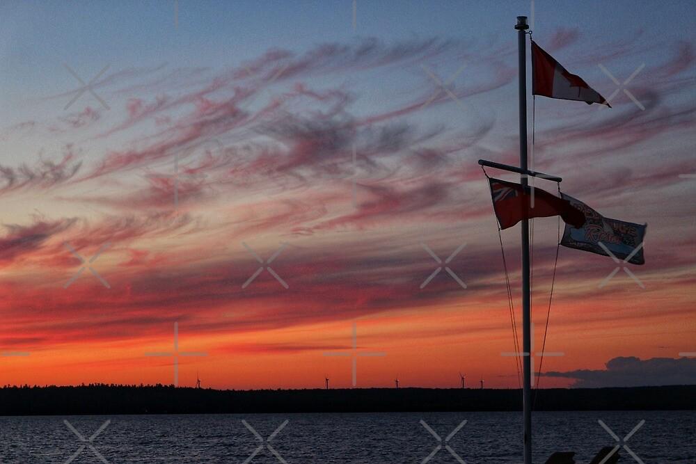 Manitoulin Sunset by debfaraday