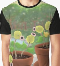 Potted Bellsprout Graphic T-Shirt