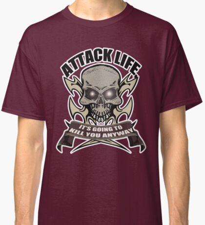 Attack t-shirt Classic T-Shirt