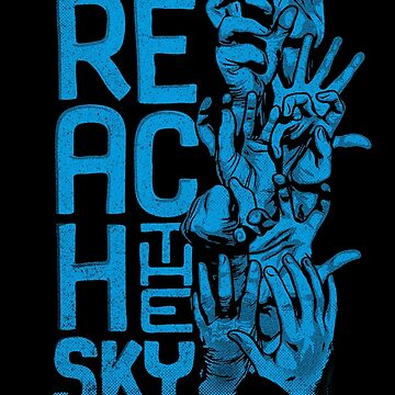 reach the sky by MoSt90