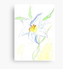 petal....  Canvas Print