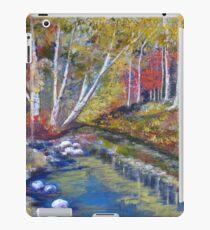 Nature's paint brush iPad Case/Skin