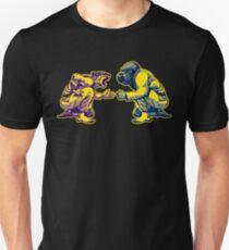 Martial Arts - Way of Life #1 - tiger vs gorilla Unisex T-Shirt