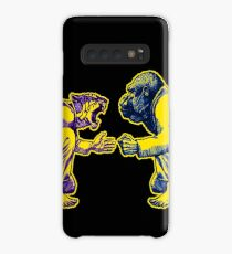 Martial Arts - Way of Life #1 - tiger vs gorilla - Jiu jitsu, bjj, judo Case/Skin for Samsung Galaxy