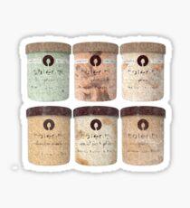 Talenti Gelato Ice Cream Pints Sticker