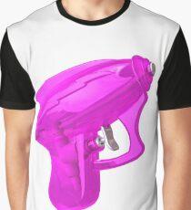 Squirt Gun Graphic T-Shirt