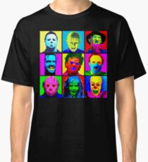 Horror Pop Classic T-Shirt