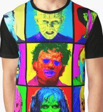 Horror Pop Graphic T-Shirt