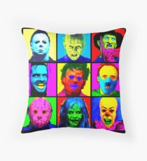 Horror Pop Floor Pillow