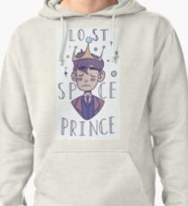 Doctor Who - Lost Space Prince Pullover Hoodie
