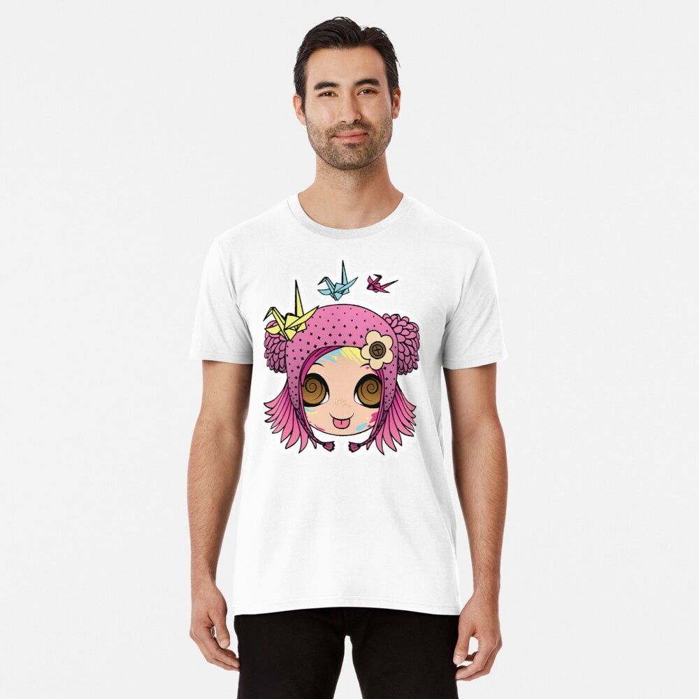 Cherry - Crafty Girl! Premium T-Shirt