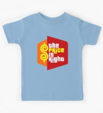 The Price is Right Kids Tee