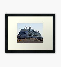 Mariner of the Seas-Victoria Framed Print