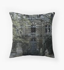 THE FRONT WINDOW Throw Pillow