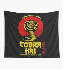 Cobra Kai Wandbehang