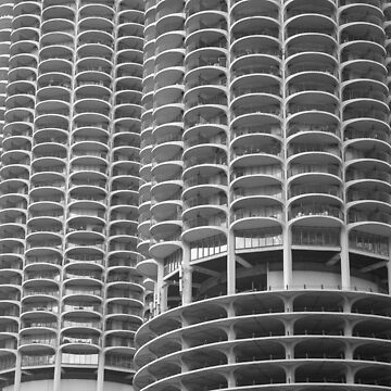 Marina City by pieperview