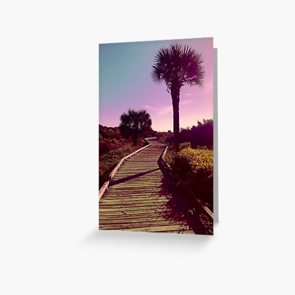 Myrtle Beach State Park Greeting Card