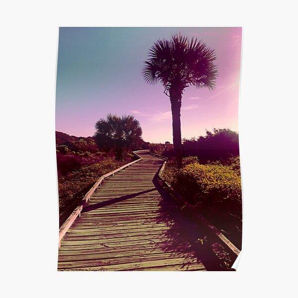 Myrtle Beach State Park Poster