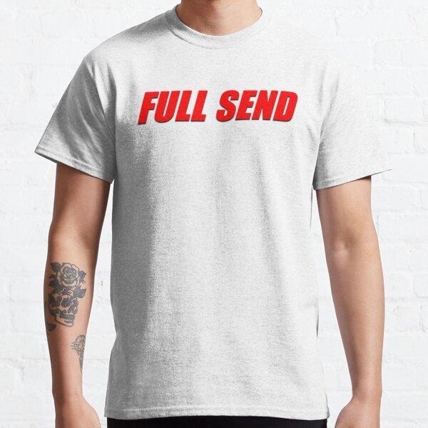Vollständiger Versand Classic T-Shirt