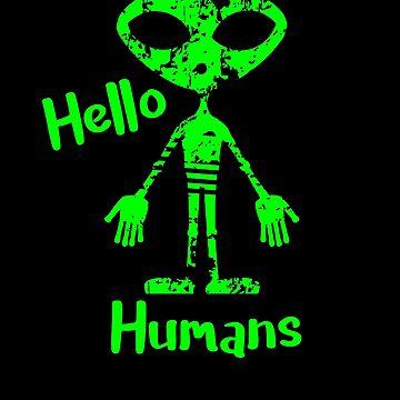 Ufo Alien Extraterrestrial Ovni Tshirt by Tetete