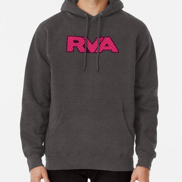 RVA - Fuchsia Pullover Hoodie