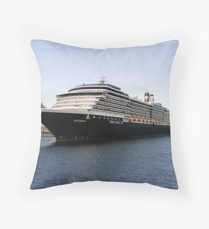 Westerdam Throw Pillow