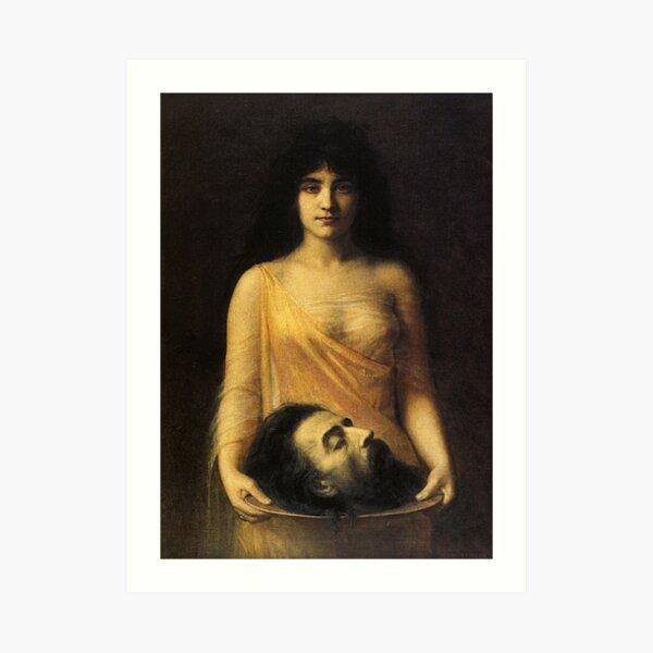 Salome - Jean Benner Art Print