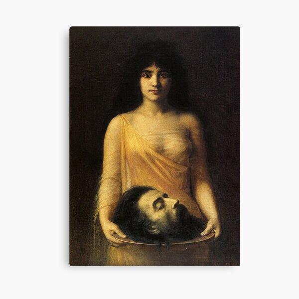 Salome - Jean Benner Canvas Print