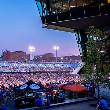FC Cincinnati Nippert Stadium by pieperview
