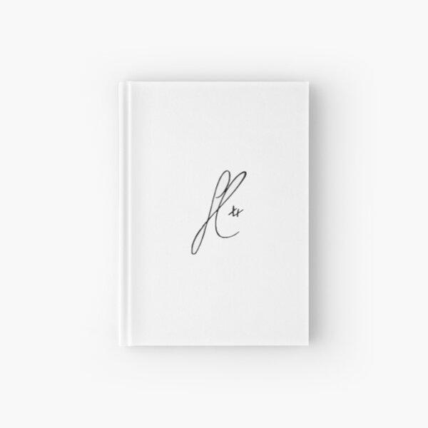 Firma de Sabrina Carpenter Cuaderno de tapa dura
