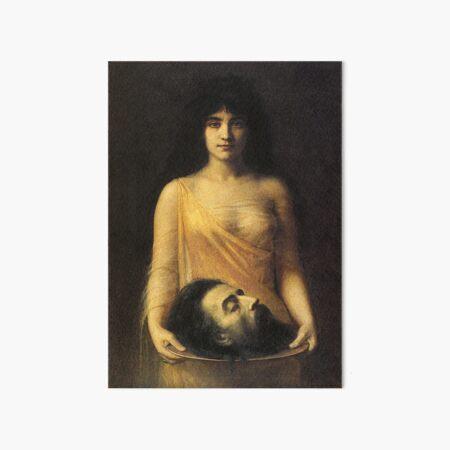 Jean Benner - Salome Art Board Print
