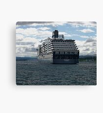 The Oosterdam Canvas Print
