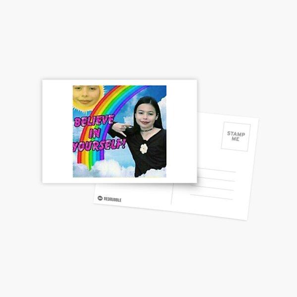 Miranda Cosgrove Postcard