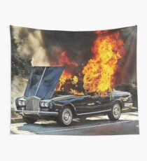 Woodstock  - Portugal. The Man Wall Tapestry