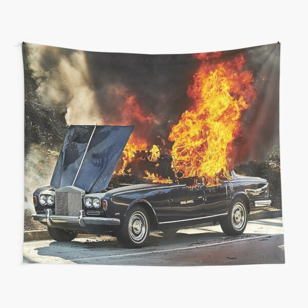 Woodstock  - Portugal. The Man Tapestry