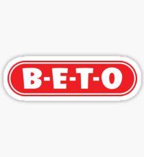 HEB Beto O'Rourke - Texas Midterm Election Sticker