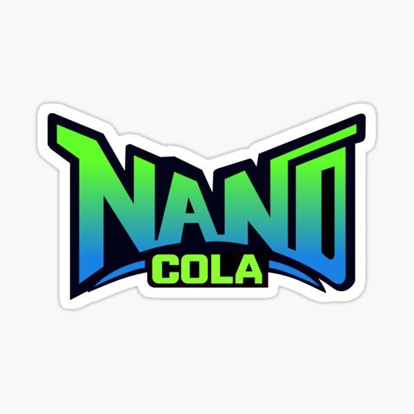 Nano Cola Sticker