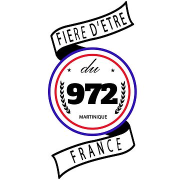Proud to be 972 by capricedefille